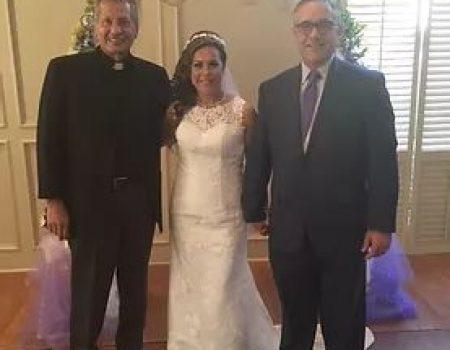 A Wedding Priest on Call