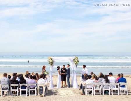 Dream Beach Wedding