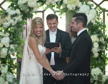 Love Story Weddings, Rev. Brad Hughes