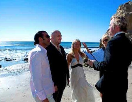Officiant Guy – LA Weddings