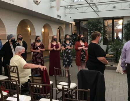 Pipers at the Marott