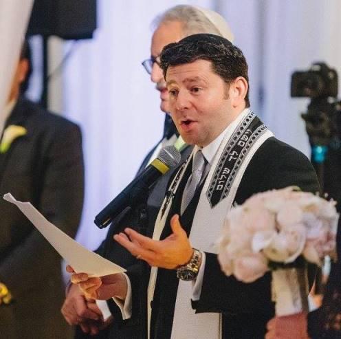 Rabbi Larry
