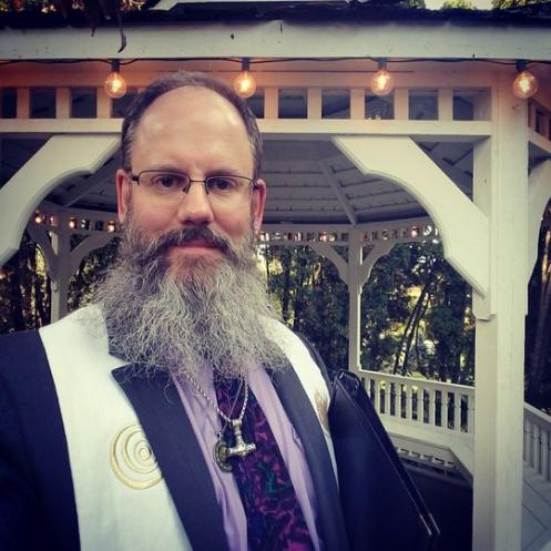 Rev Brian Weis