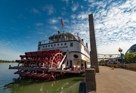 Belle of Louisville Riverboat