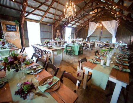 The Barn at Second Wind
