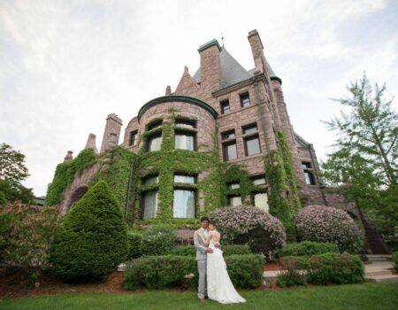 The Van Dusen Mansion