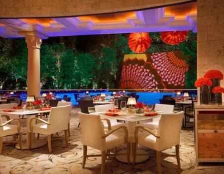 The Wedding Salons at Wynn Las Vegas