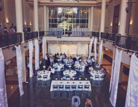 Tsakopoulos Library Galleria