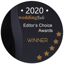 WeddingRule Editor's Choice 2020