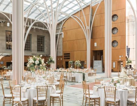 Blush and Blossom Events