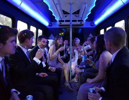 Boston Party Bus Limo