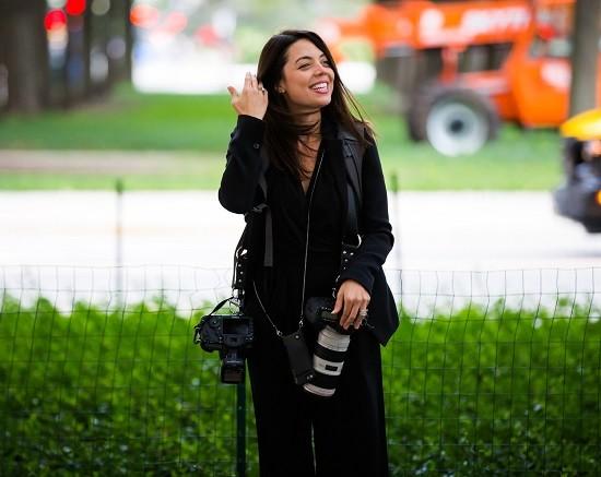 10 Questions with Elena Bazini