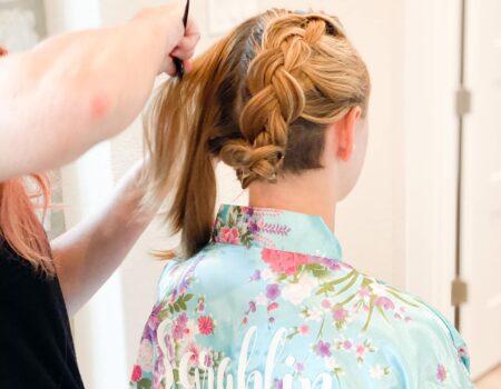 Braid N'Hairpins by Ronee Aguilar