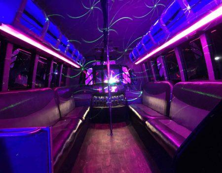 Nevada Party Bus