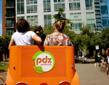 PDX Pedicab
