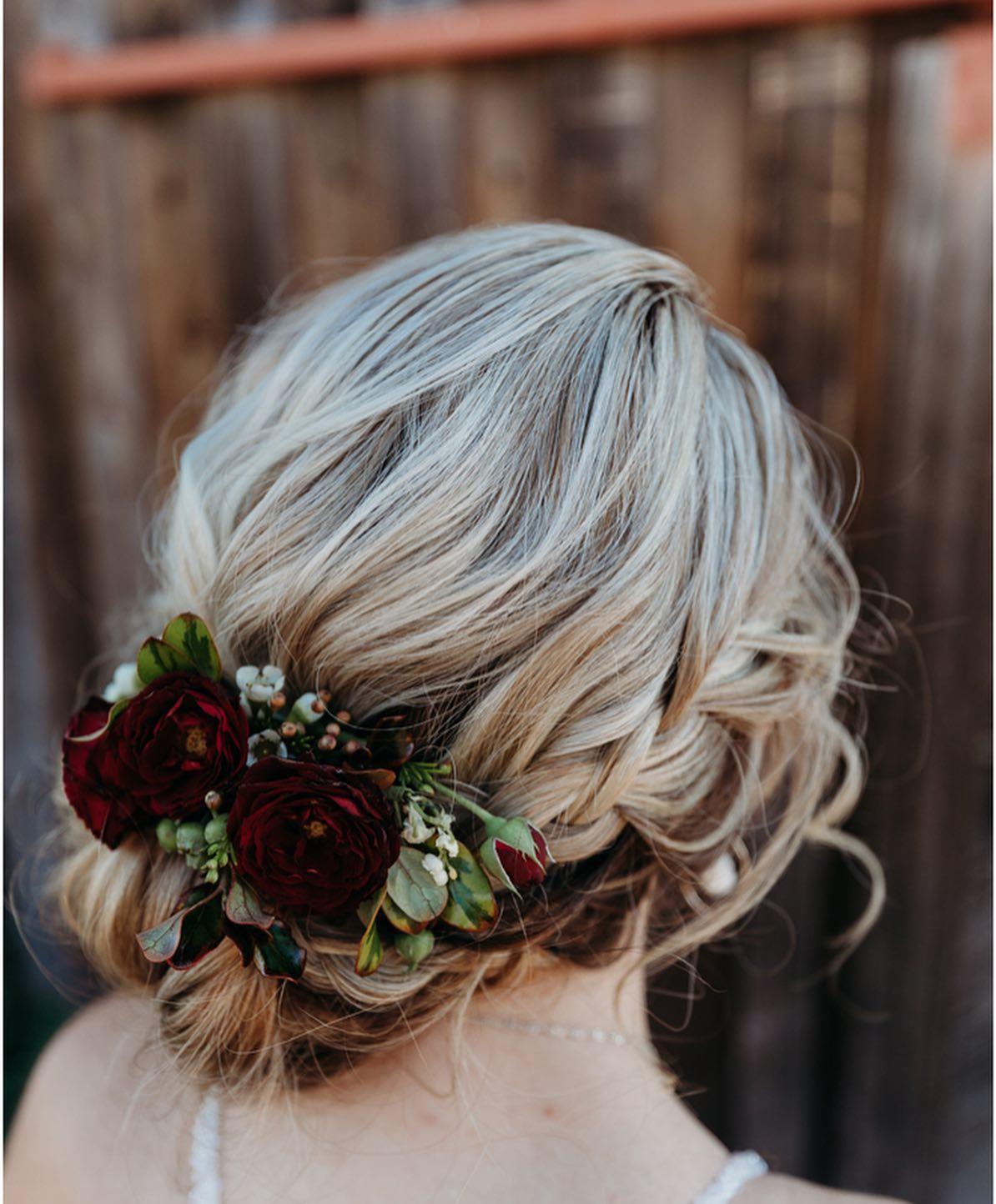 Wedding Hair Makeup In Sacramento Ca