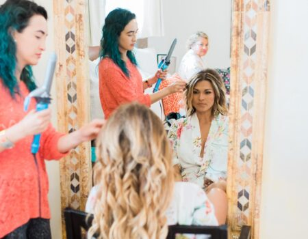 The Bristle Hair and Makeup Artistry