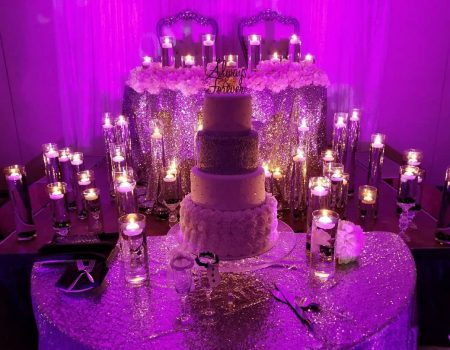 The Silk Veil Events by Ivy