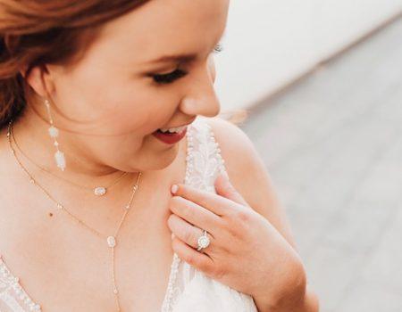 White Carpet Bride