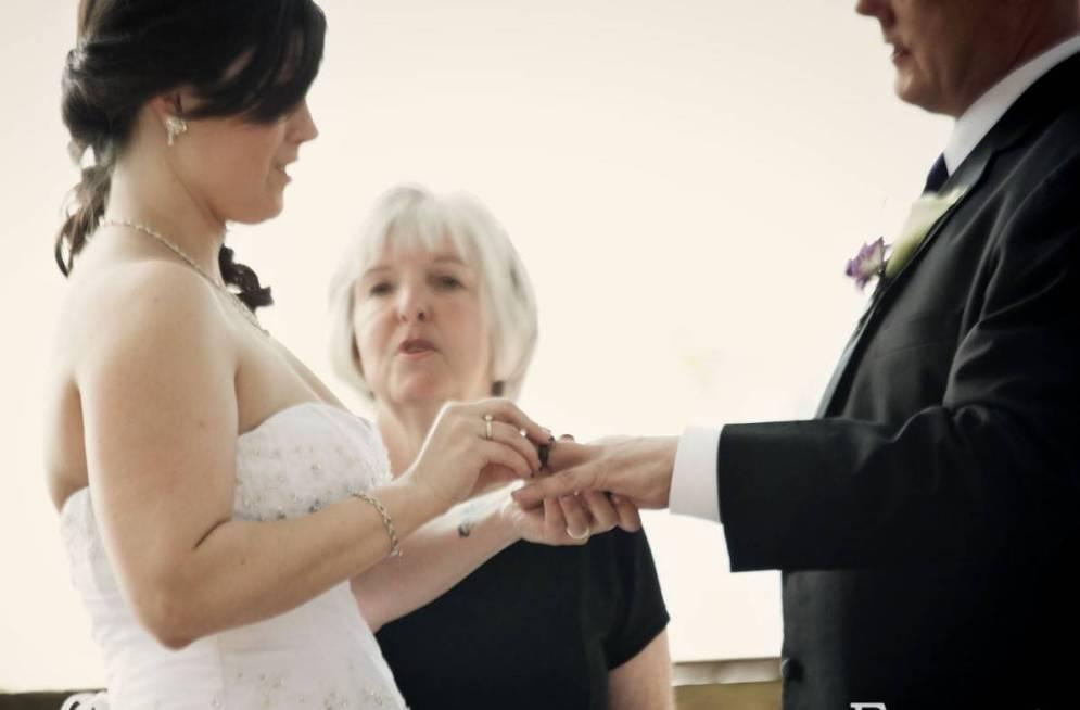 Ann Eastwick Wedding Officiant