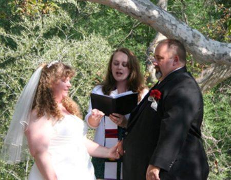 Dayna Jo Wedding Officiant