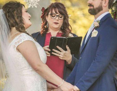 Hand Heart and Crown Weddings