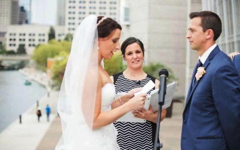 Kate Baker Wedding Officiant