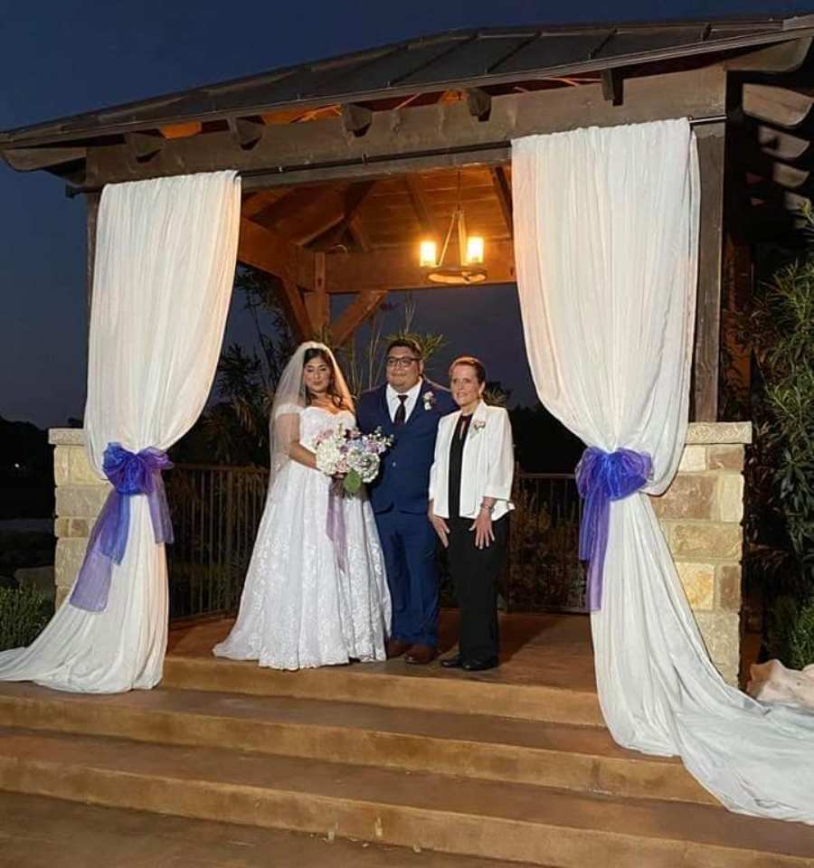 Married by Sheri