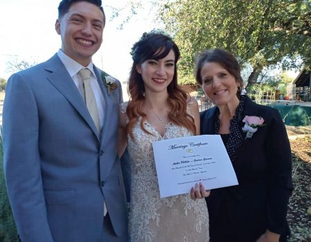 Married by Sheri