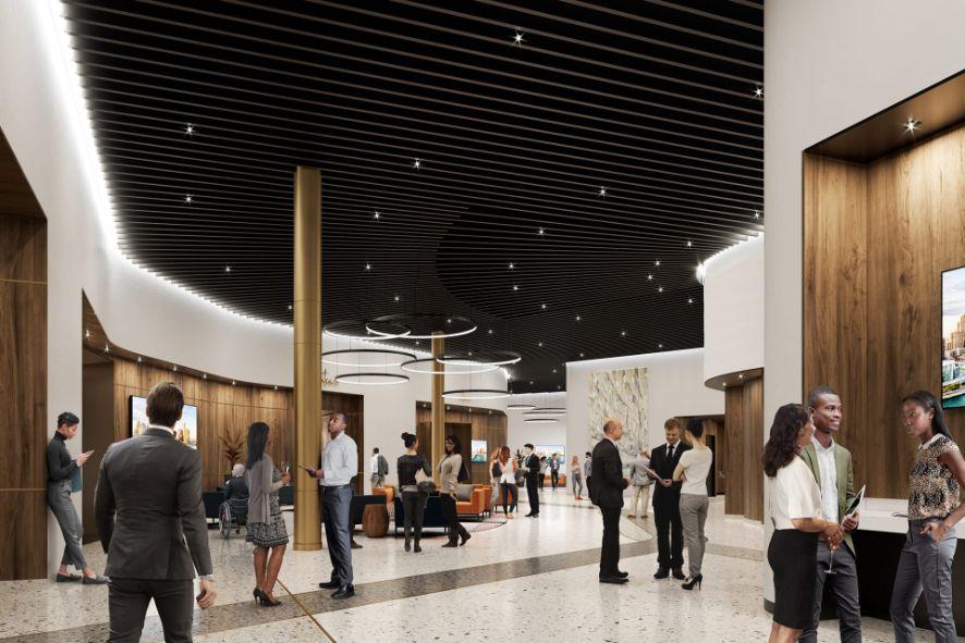 One Campus Martius Event Space – 16th Floor