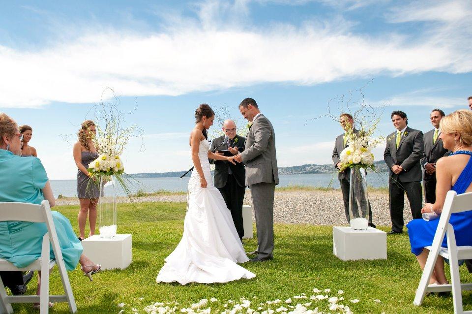 Seattle Wedding Pastor