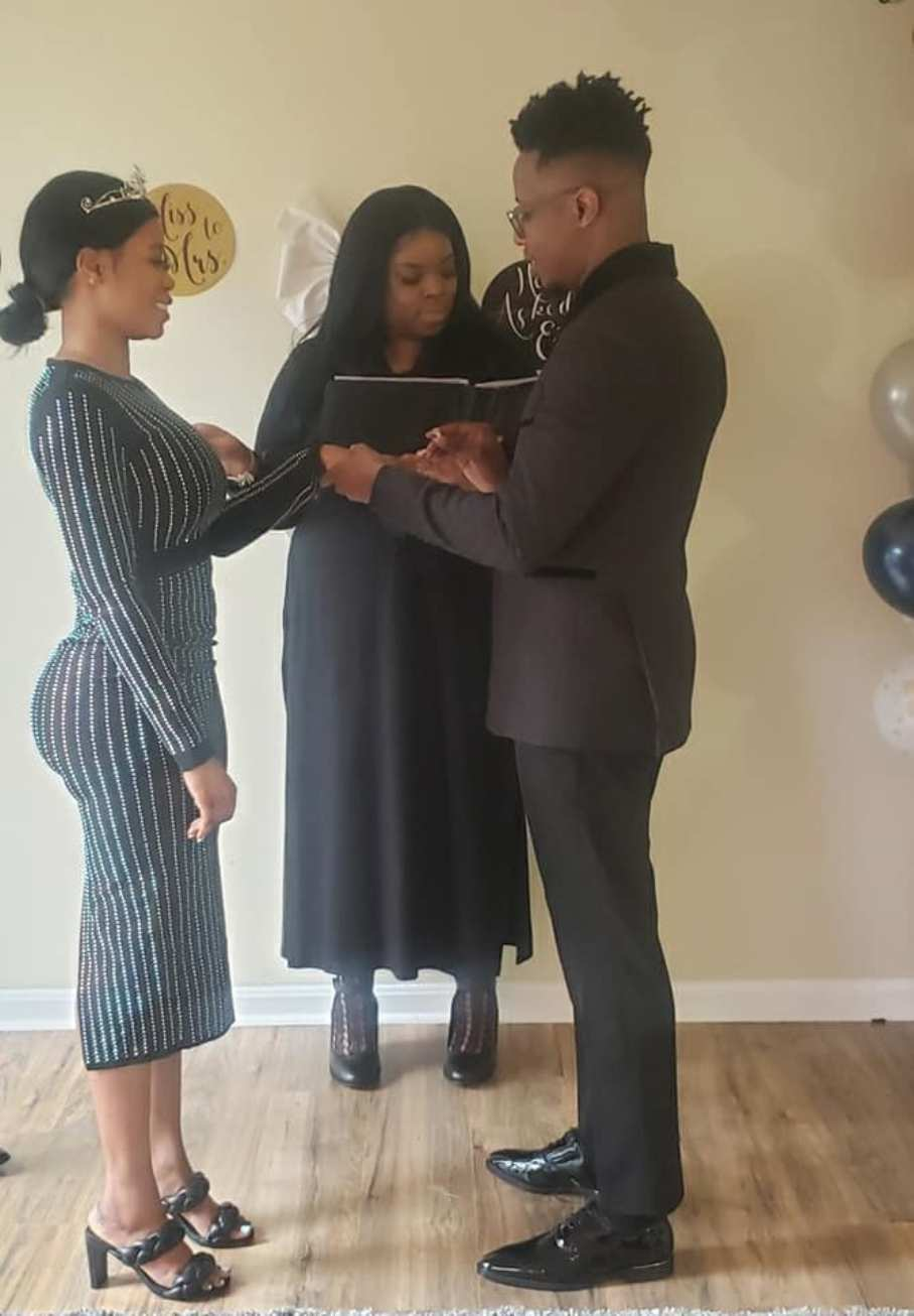TW Wedding Officiant