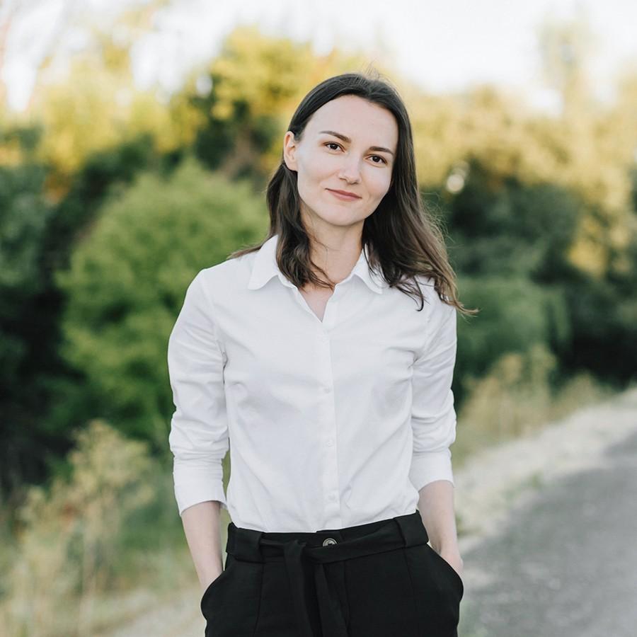 10 Questions with Nadya Vysotskaya