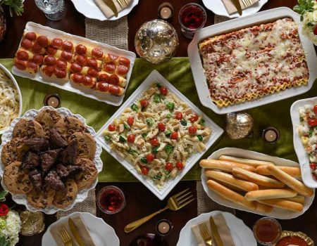 Fazoli's Catering