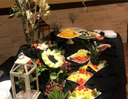 Saucey's Catering