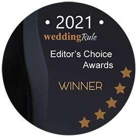 WeddingRule Editor's Choice 2021