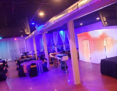 Krush Events Rental Hall