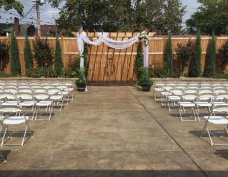 McPherson Wedding Venue
