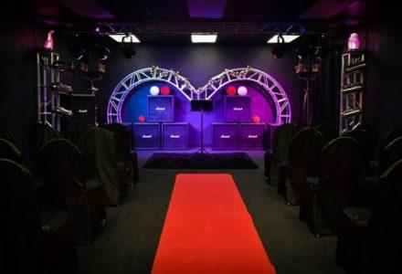 Rock & Roll Wedding Chapel