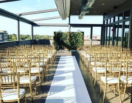 Rooftop Event Spot
