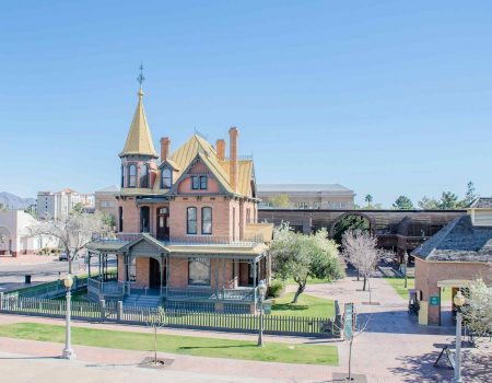 Rosson House Museum at Heritage Square
