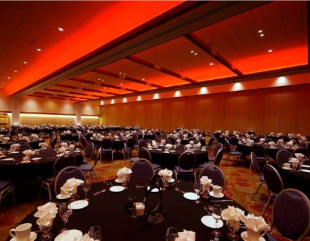 The Albuquerque Convention Center