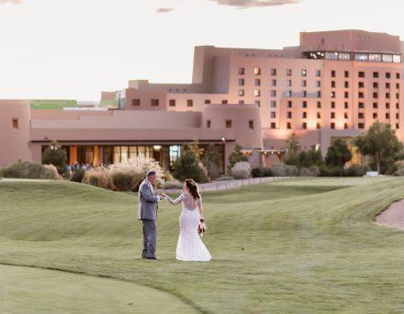 The Event Center at Sandia Golf Club