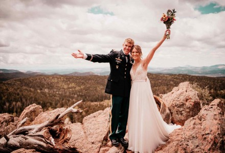 Leather & Lace Wedding Photography and Films