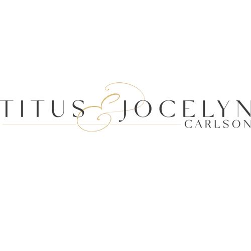 Titus & Jocelyn Carlson