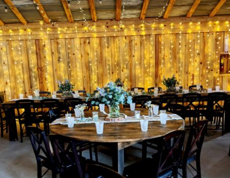 The Barn at UVX Rustic Ranch