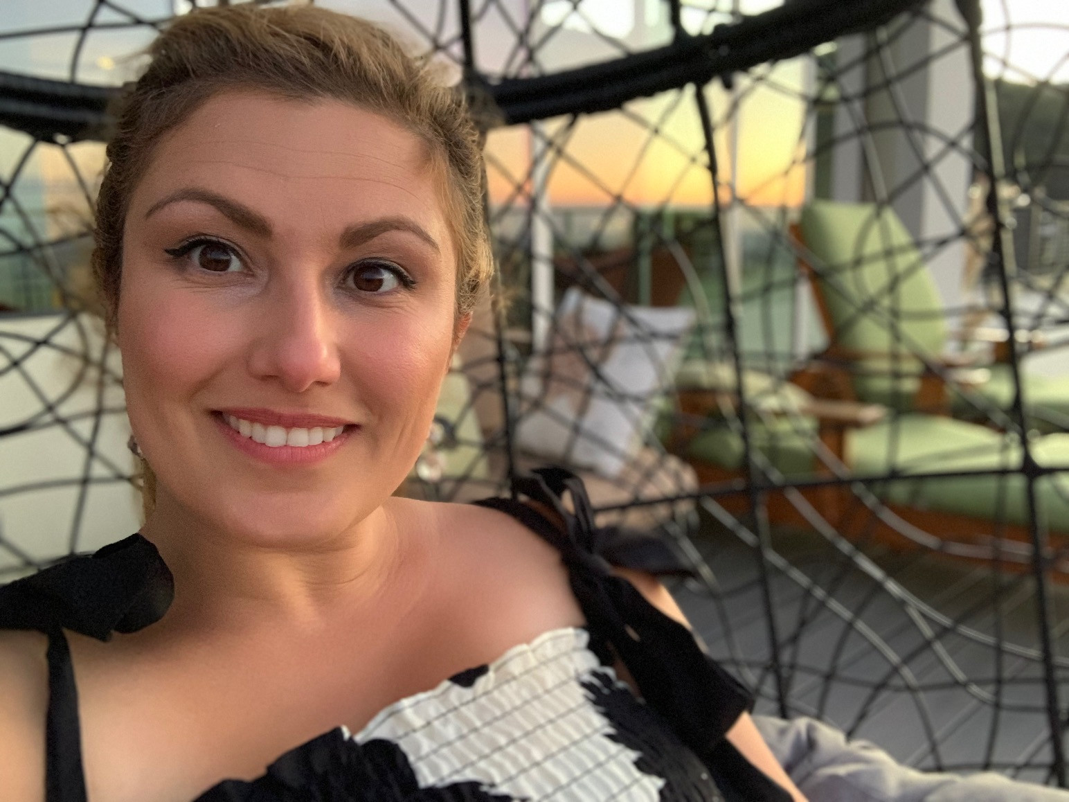 10 Questions with Sepideh Gianos