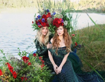 Wild Veggie Bouquet