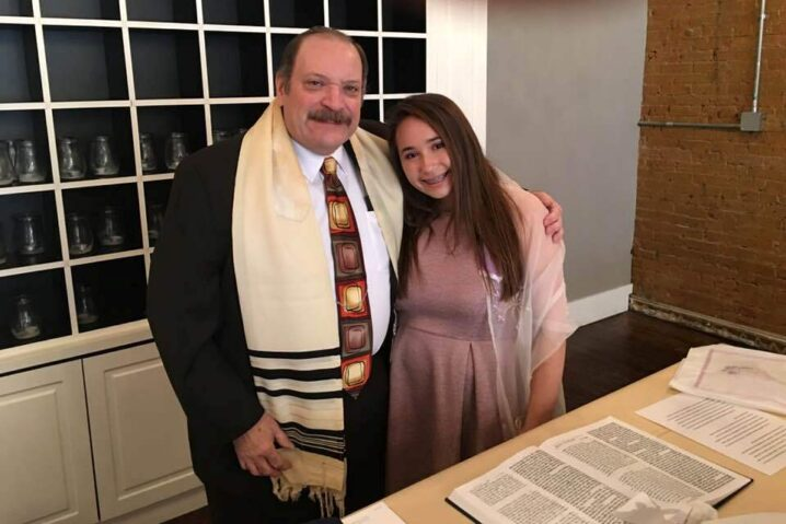 Rabbi Jeffrey Leynor