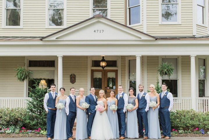 Alexander Homestead Weddings